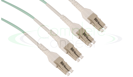 Uniboot LC connectors