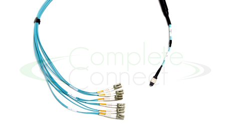 MTP - LC breakout harness cables