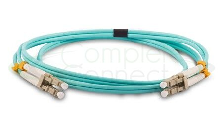 LCLC Duplex Fibre OM4 Patch Cord Low Loss