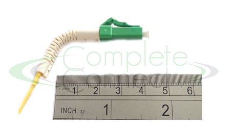 Flexible boot OM3 Duplex Fibre Patch Cords (Low Loss)