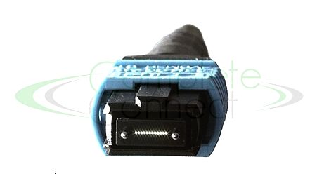 mtp 12 fibre male connector