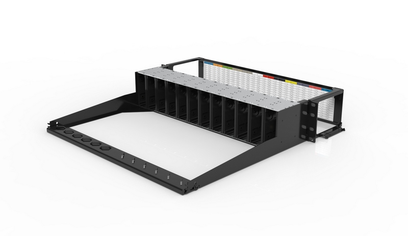 MX 2U MPO Patch Panel