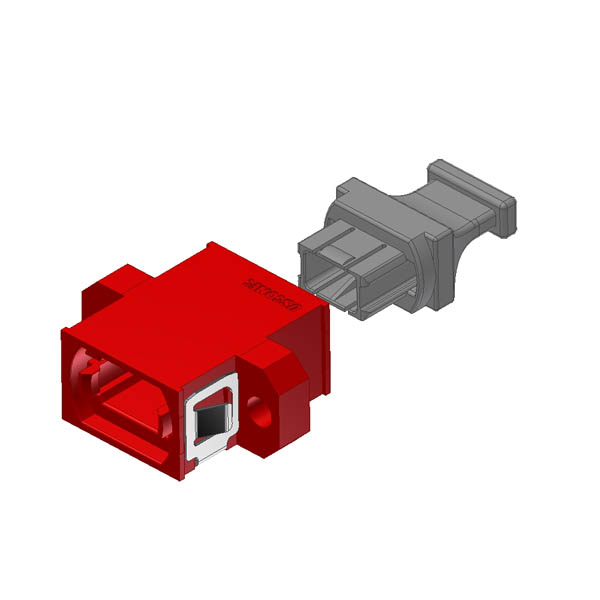 MTP Connector Red