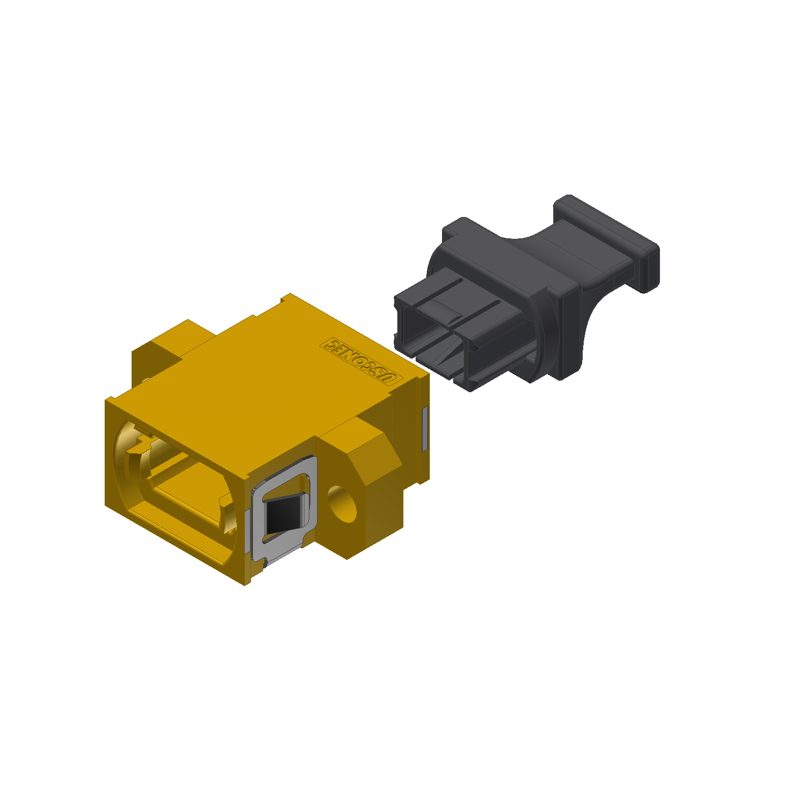 MTP Connector Mustard