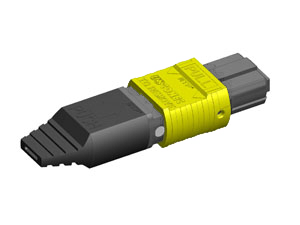 MTP Connector Yellow