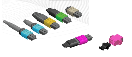 MTP connector colours