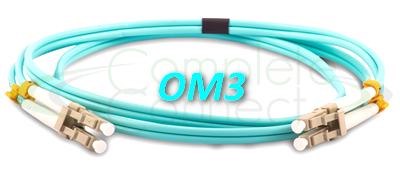 LCLC Duplex Fibre OM3 Patch Cord Low Loss